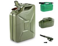 Jerry Fuel Cans & Parts